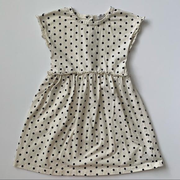 GAP Toddler Girls Polka Dot Dress